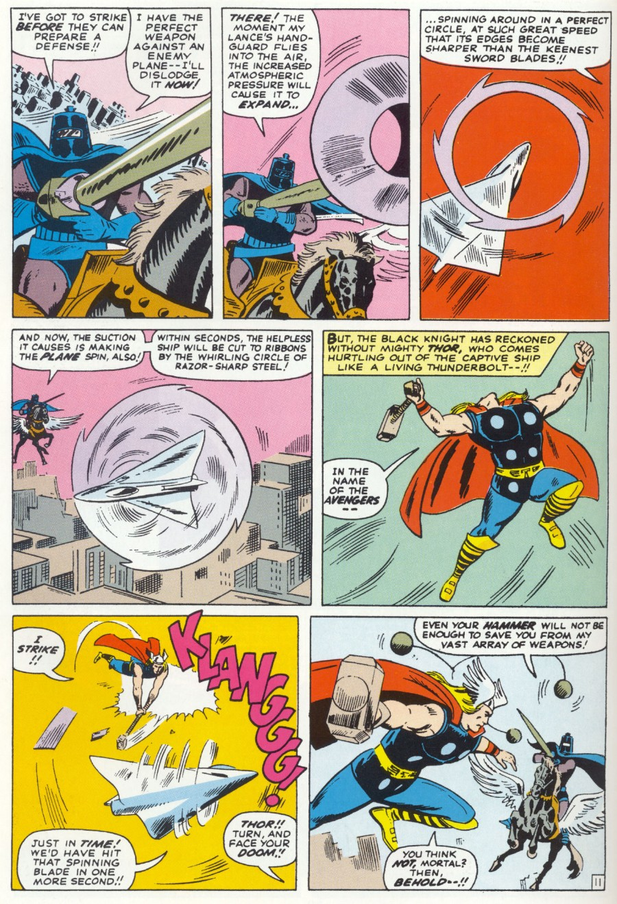 The Avengers (1963) 15 Page 11
