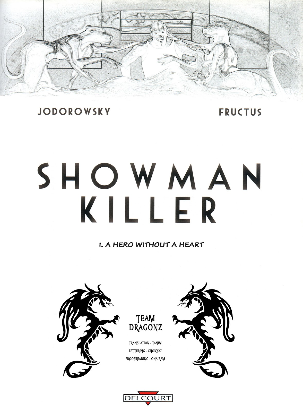 Showman Killer issue 1 - Page 2