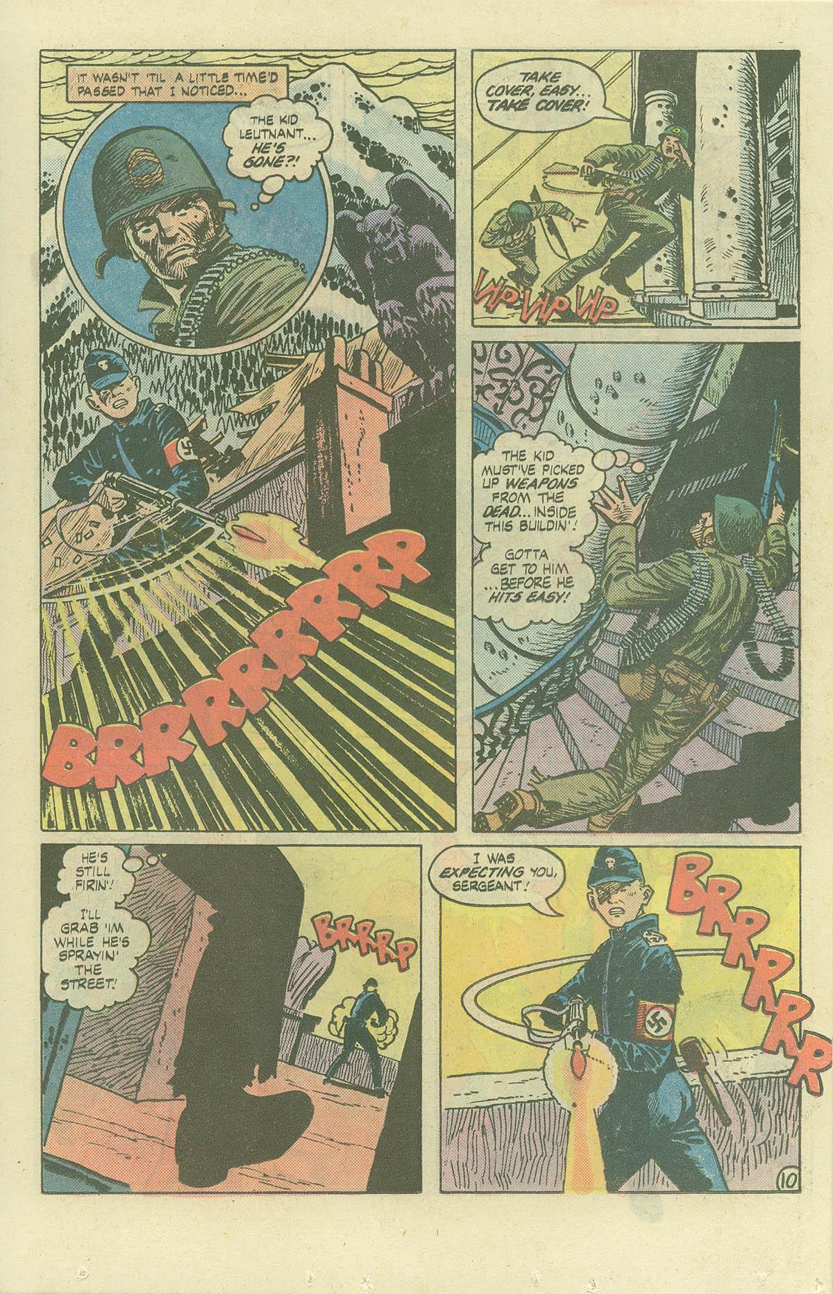 Read online Sgt. Rock comic -  Issue #382 - 14
