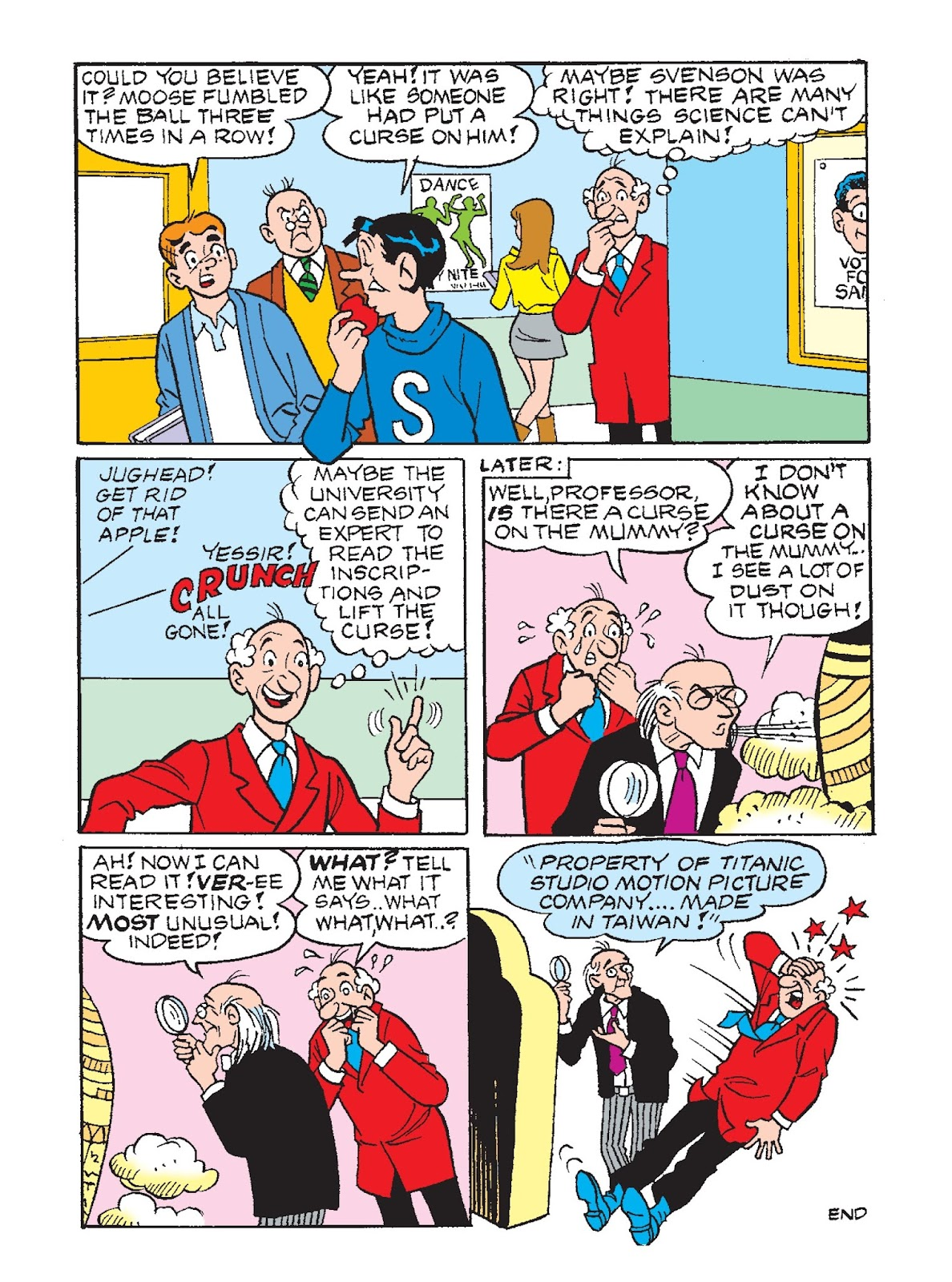 Archie 1000 Page Comics Digest issue TPB_(Part_5) - Page 2