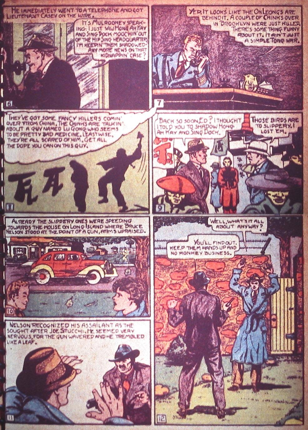 Read online Detective Comics (1937) comic -  Issue #3 - 23