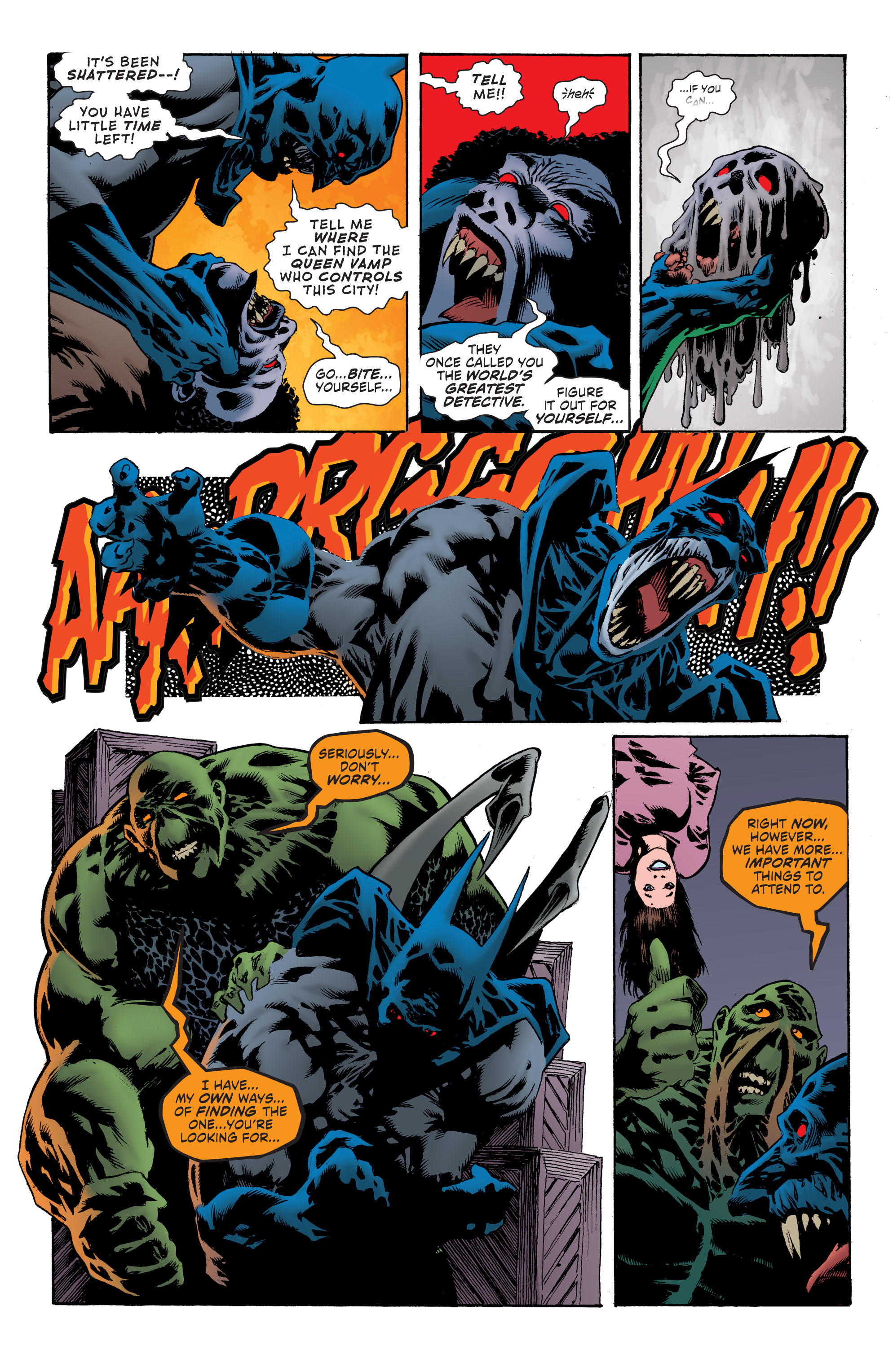 Read online Convergence Swamp Thing comic -  Issue #2 - 14