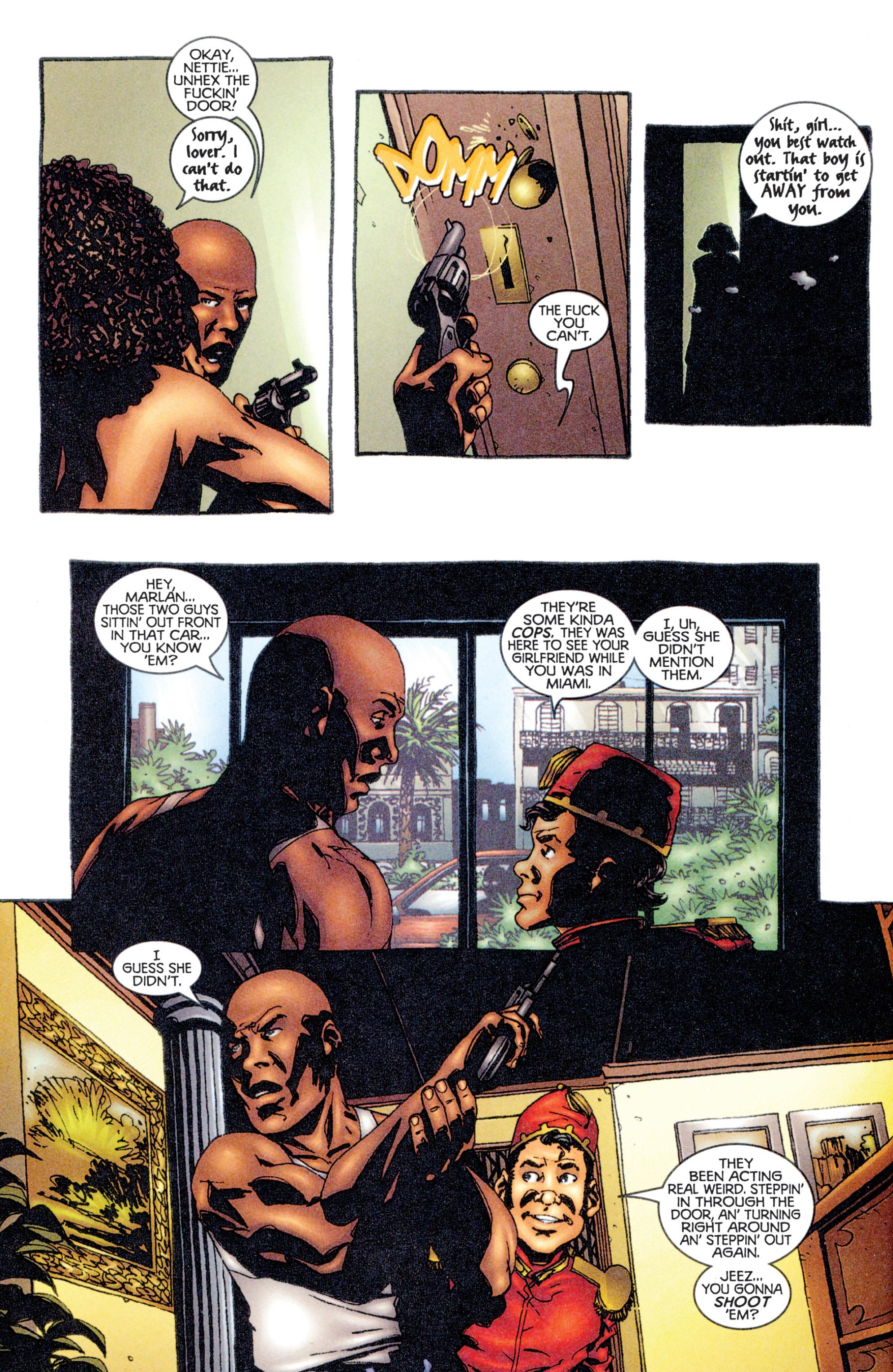 Read online Shadowman (1997) comic -  Issue #12 - 9