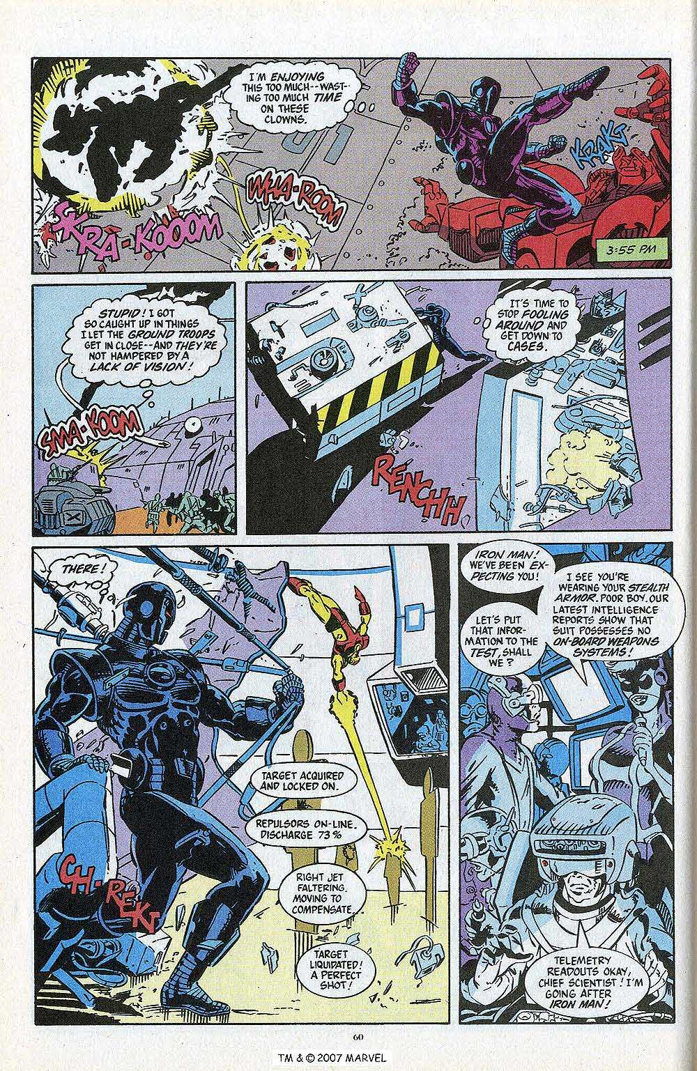 Iron Man Annual issue 13 - Page 62