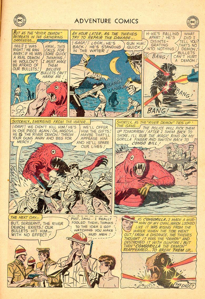 Read online Adventure Comics (1938) comic -  Issue #274 - 33
