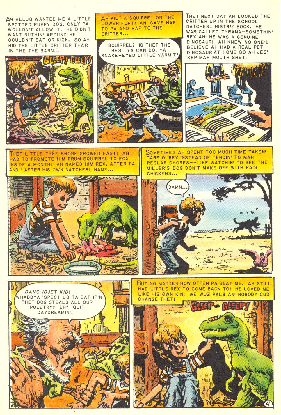 Read online Twisted Tales (1982) comic -  Issue #3 - 5