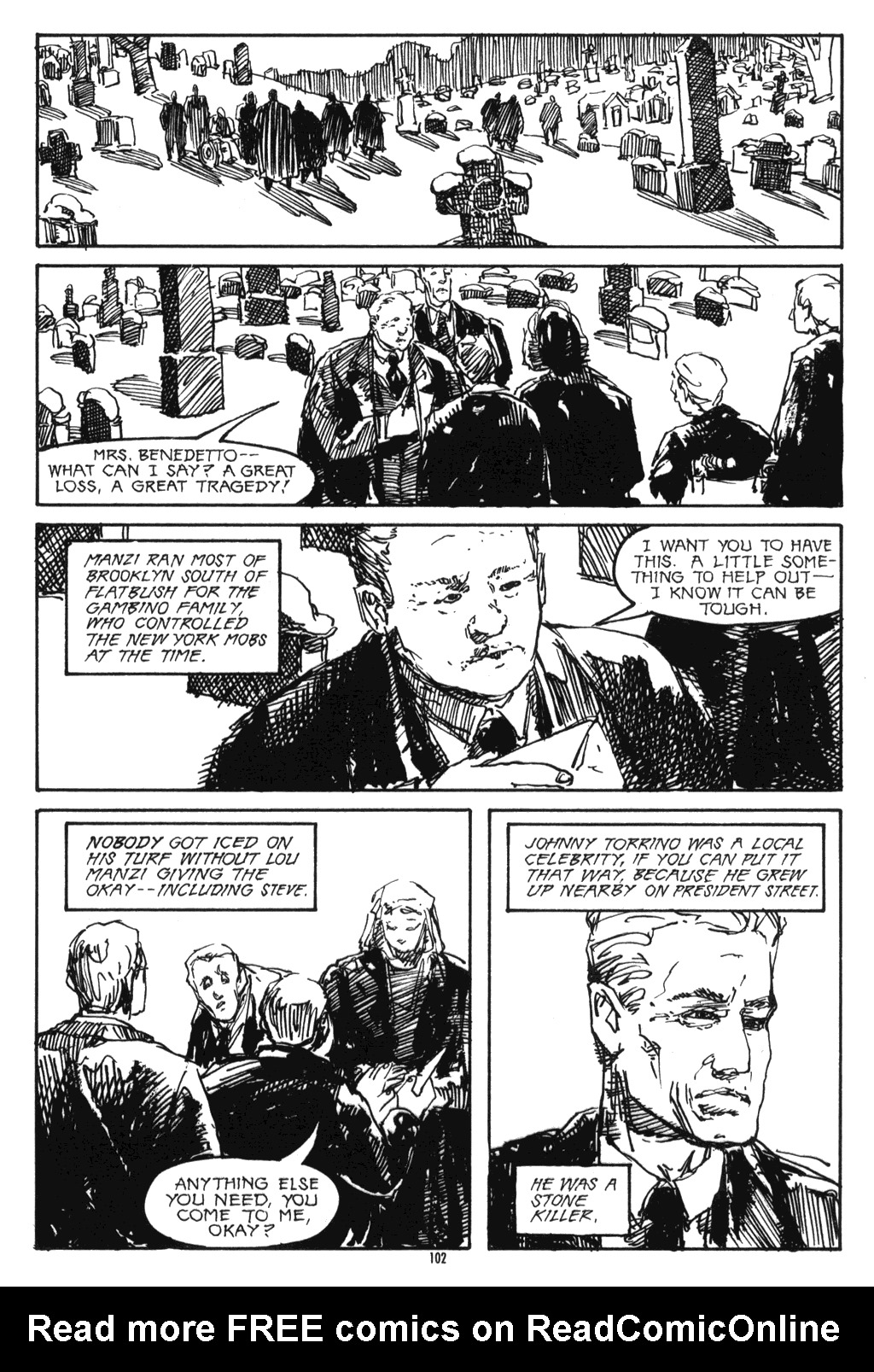 Read online A History of Violence comic -  Issue #A History of Violence Full - 115