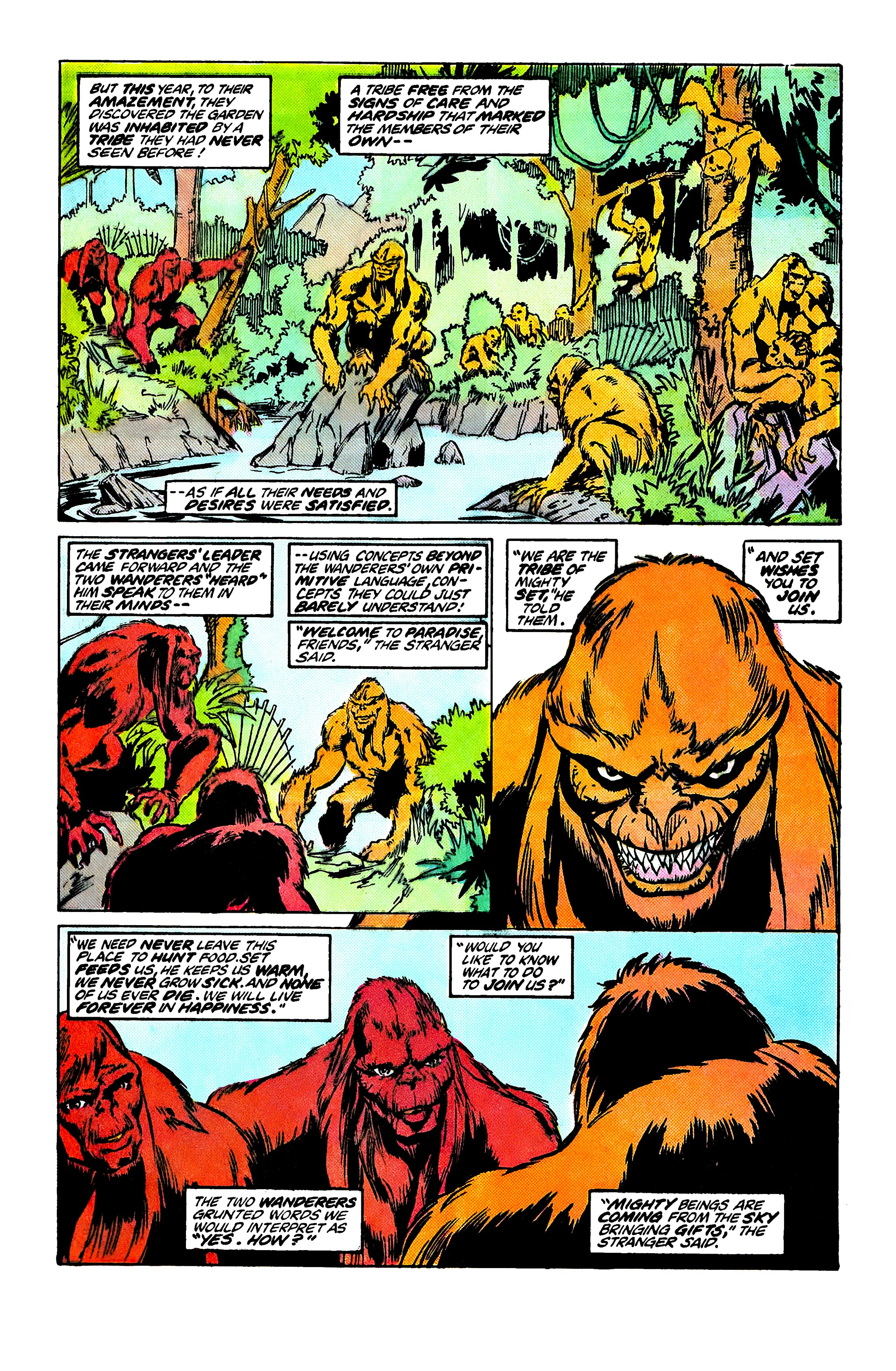 Read online Uncanny X-Men (1963) comic -  Issue # _Annual 13 - 54