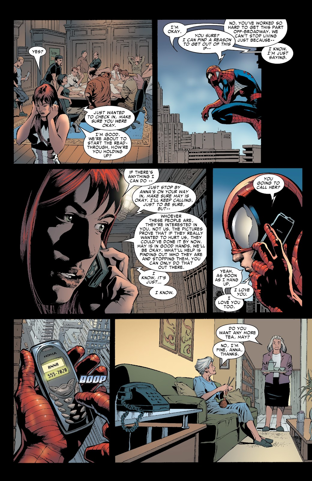 The Amazing Spider-Man by JMS Ultimate Collection issue TPB 3 (Part 2) - Page 72