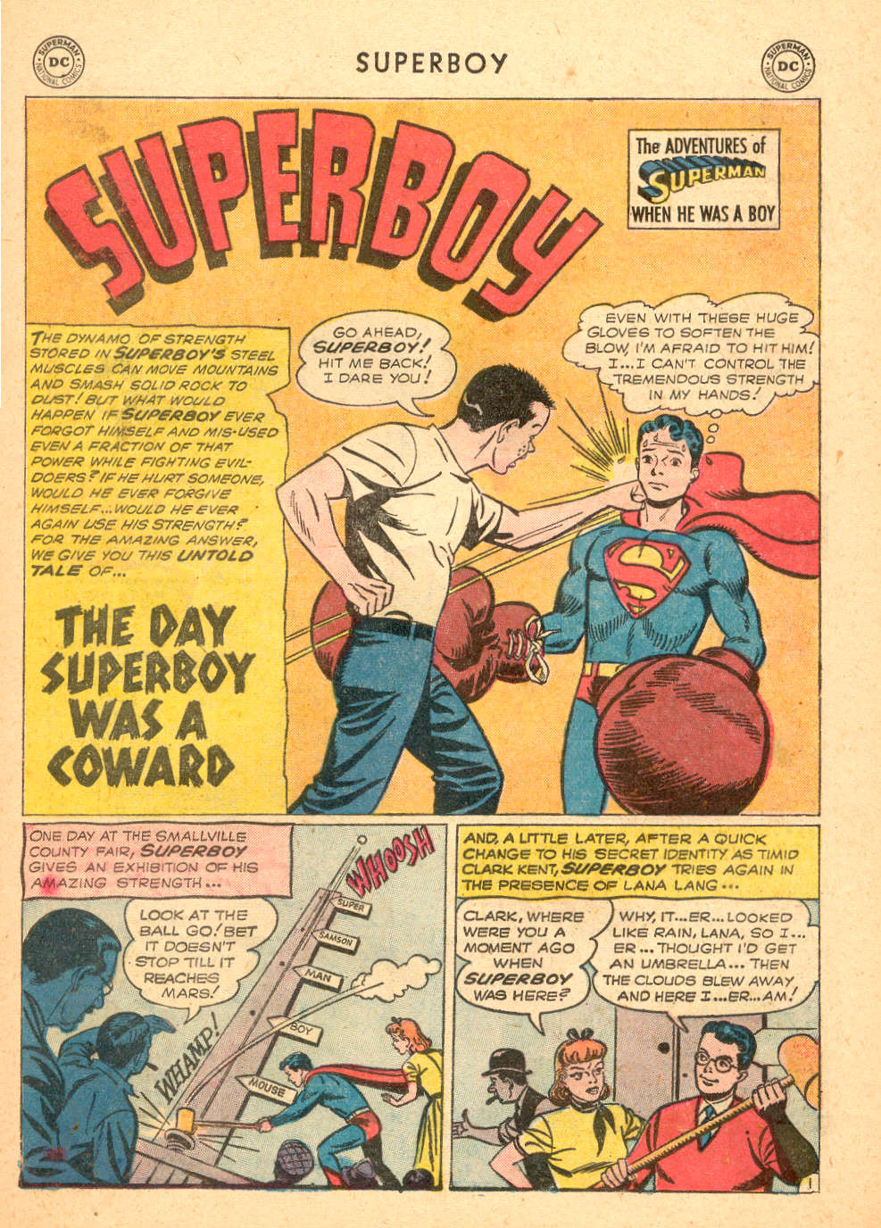Superboy (1949) issue 72 - Page 12