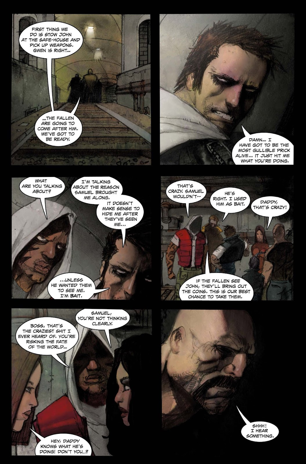 13 Coins issue TPB - Page 128