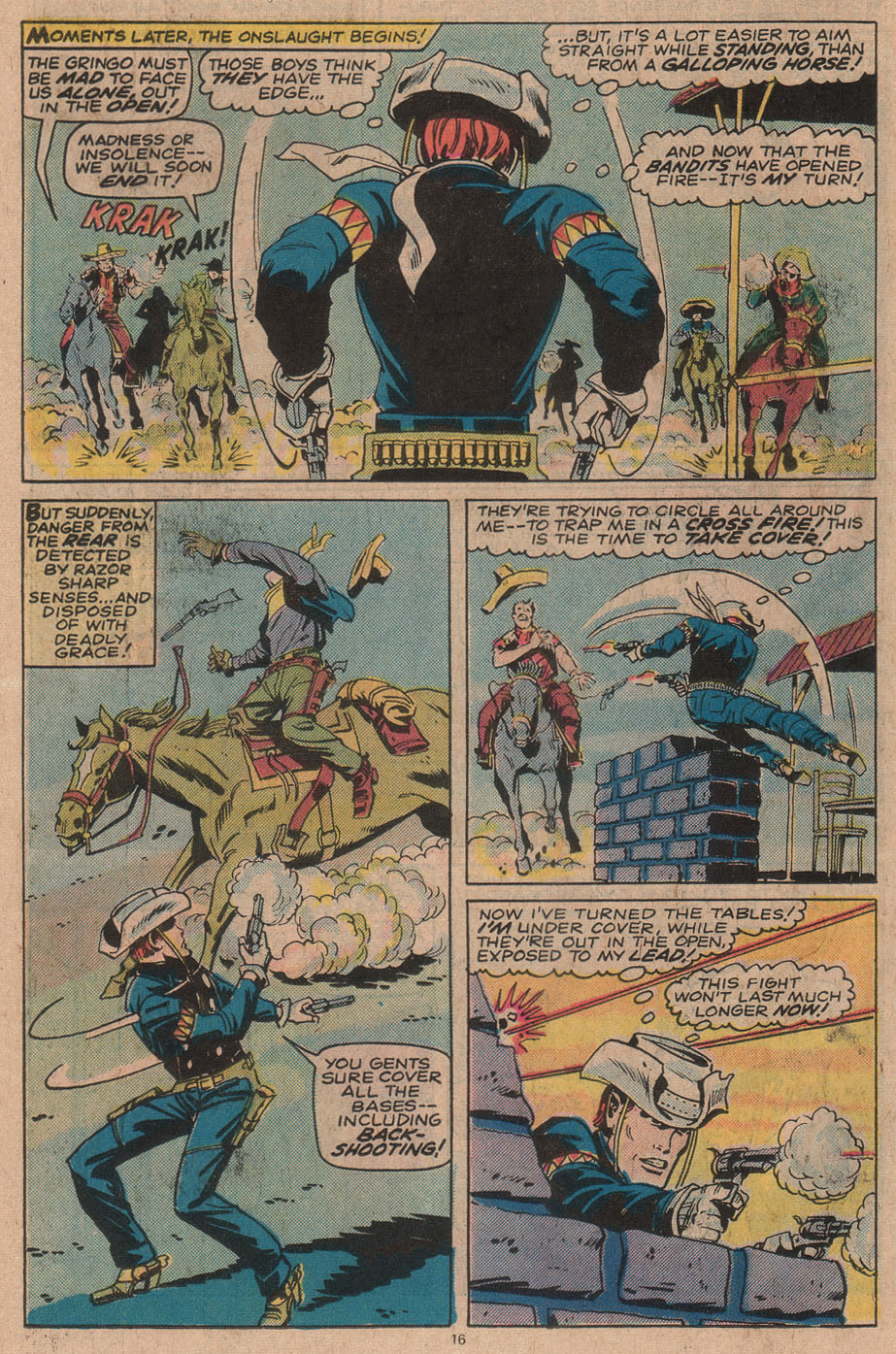 The Rawhide Kid (1955) issue 142 - Page 18
