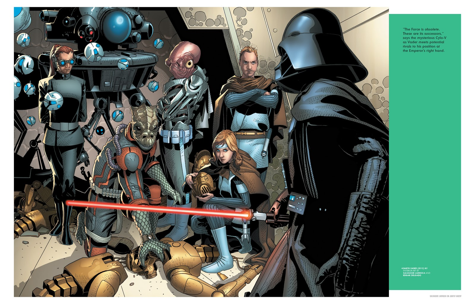 Read online The Marvel Art of Star Wars comic -  Issue # TPB (Part 1) - 70