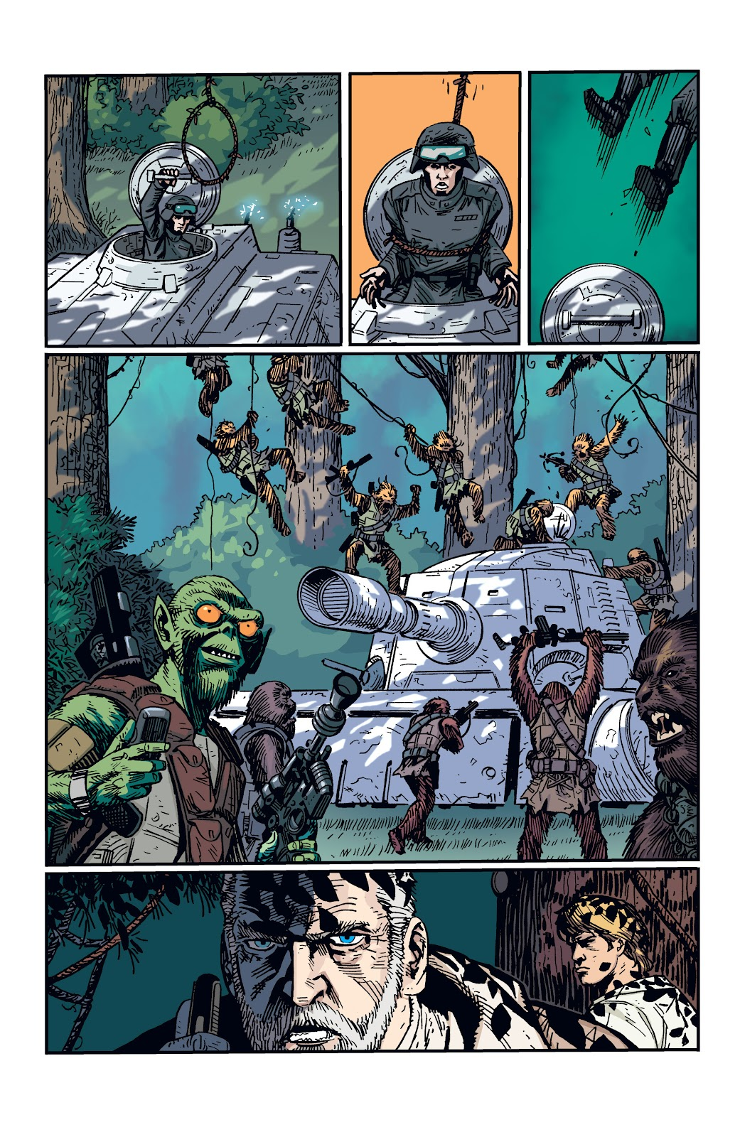 Read online Star Wars Legends: Infinities - Epic Collection comic -  Issue # TPB (Part 5) - 119