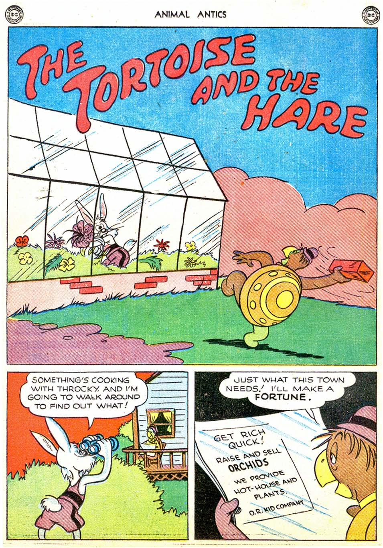 Read online Animal Antics comic -  Issue #2 - 22