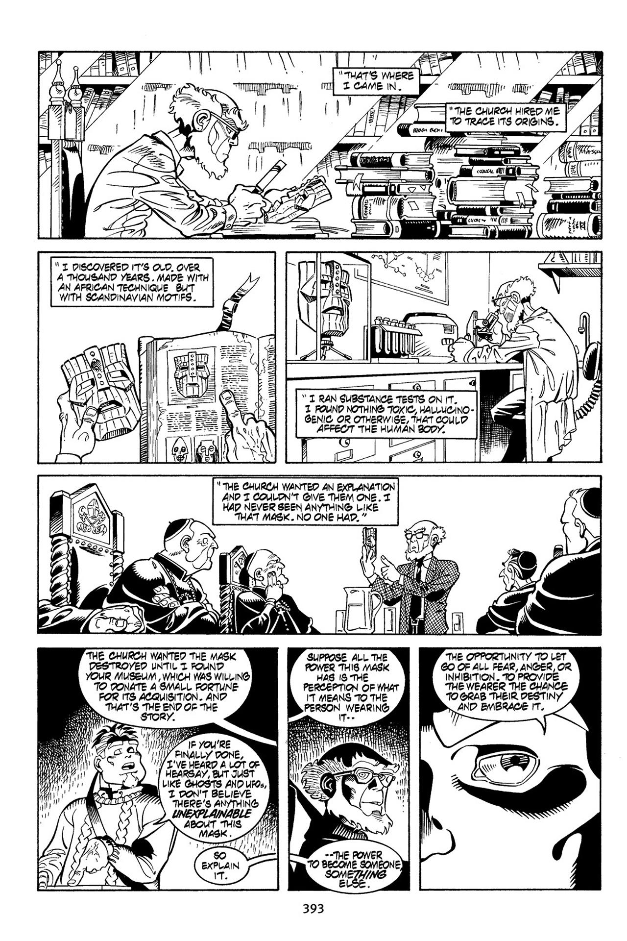 Read online Adventures Of The Mask Omnibus comic -  Issue #Adventures Of The Mask Omnibus Full - 392
