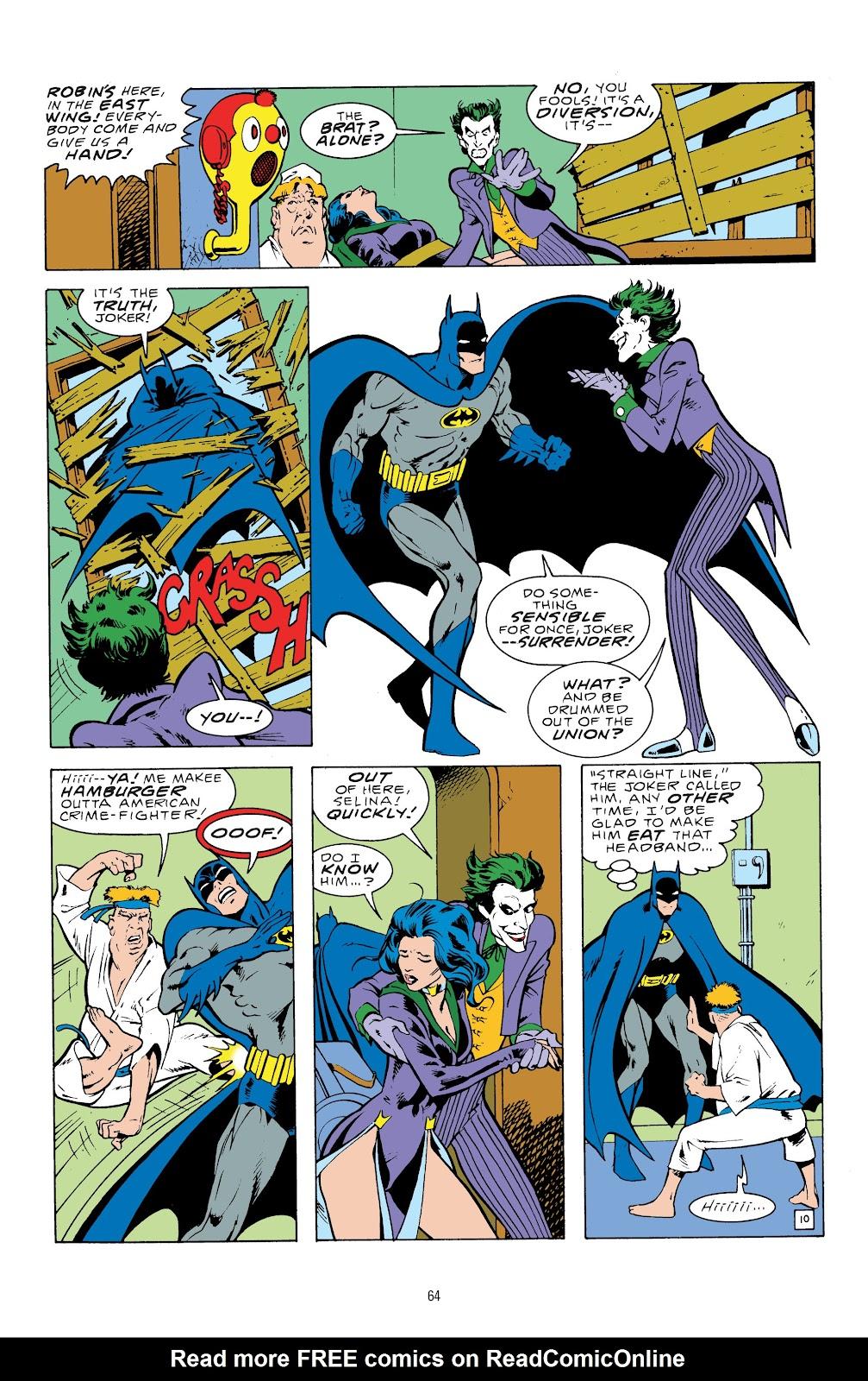 Read online Detective Comics (1937) comic -  Issue # _TPB Batman - The Dark Knight Detective 1 (Part 1) - 64