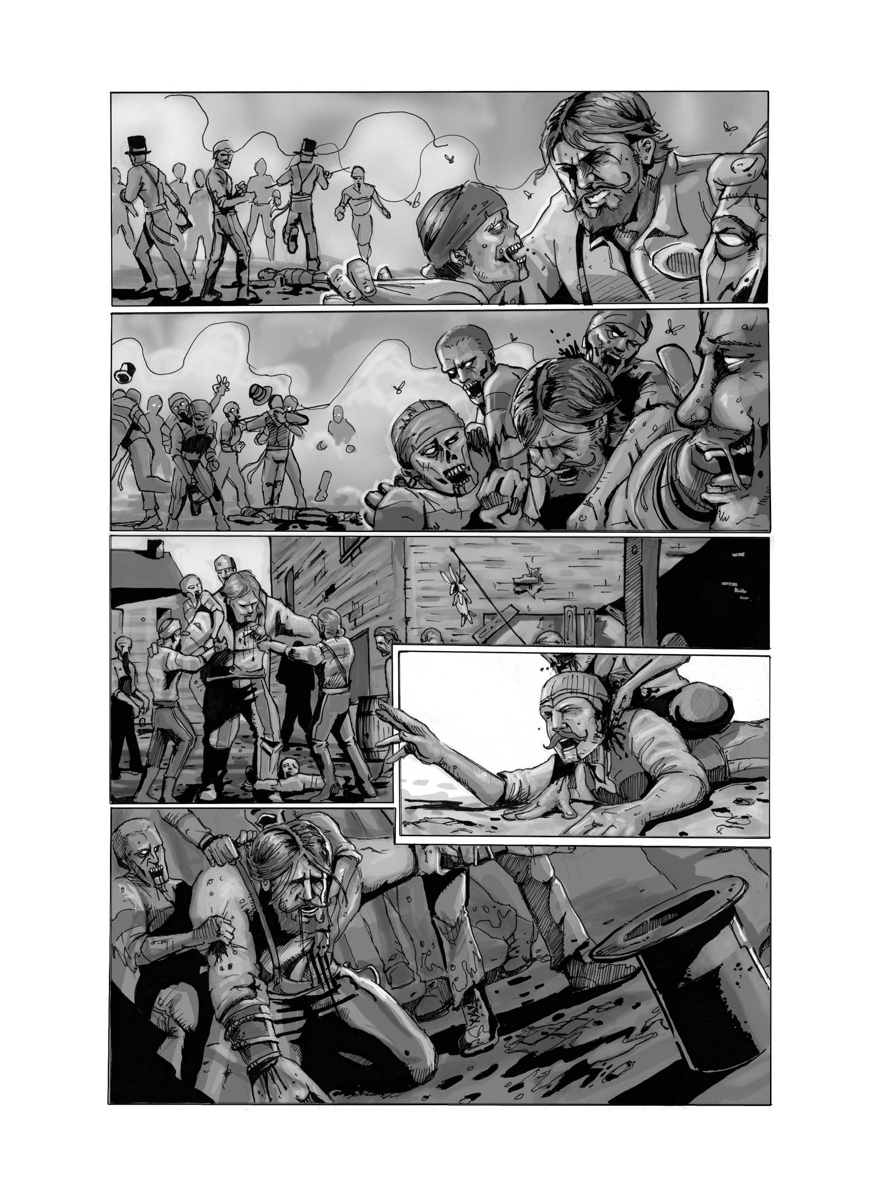 Read online FUBAR comic -  Issue #3 - 160