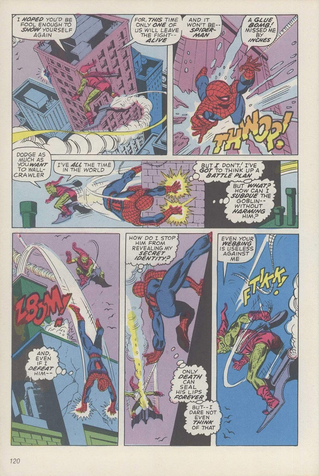 The Amazing Spider-Man (1979) issue TPB - Page 122