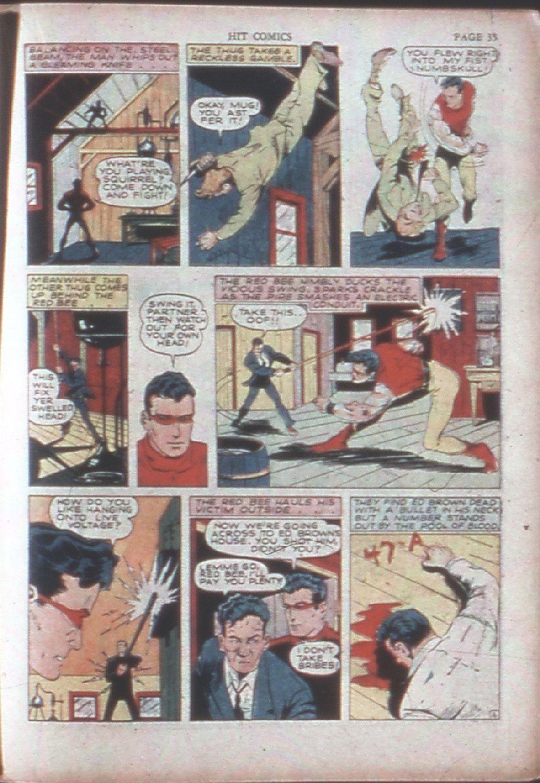 Read online Hit Comics comic -  Issue #15 - 37