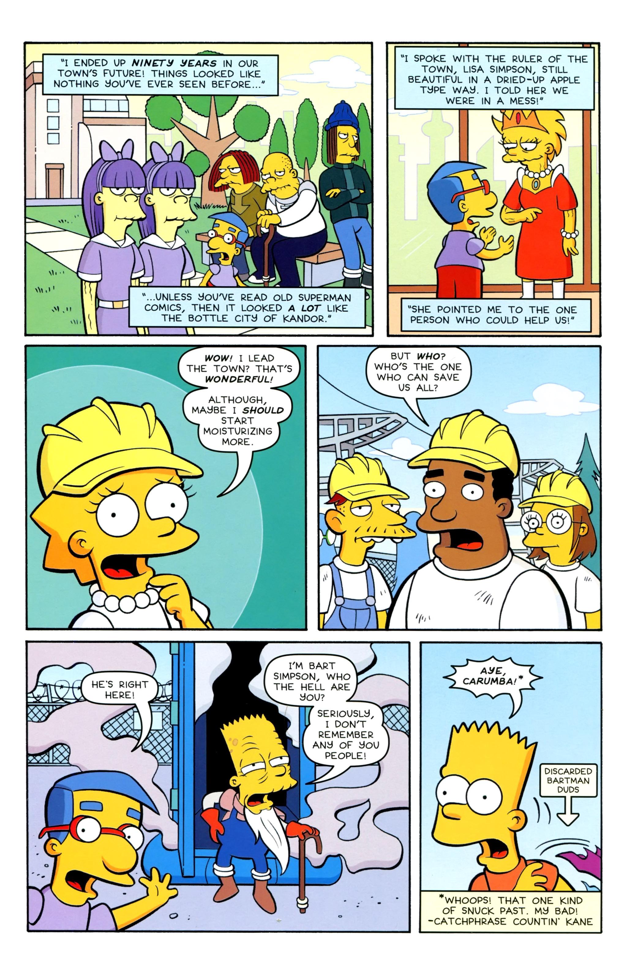 Read online Simpsons Comics Presents Bart Simpson comic -  Issue #100 - 35