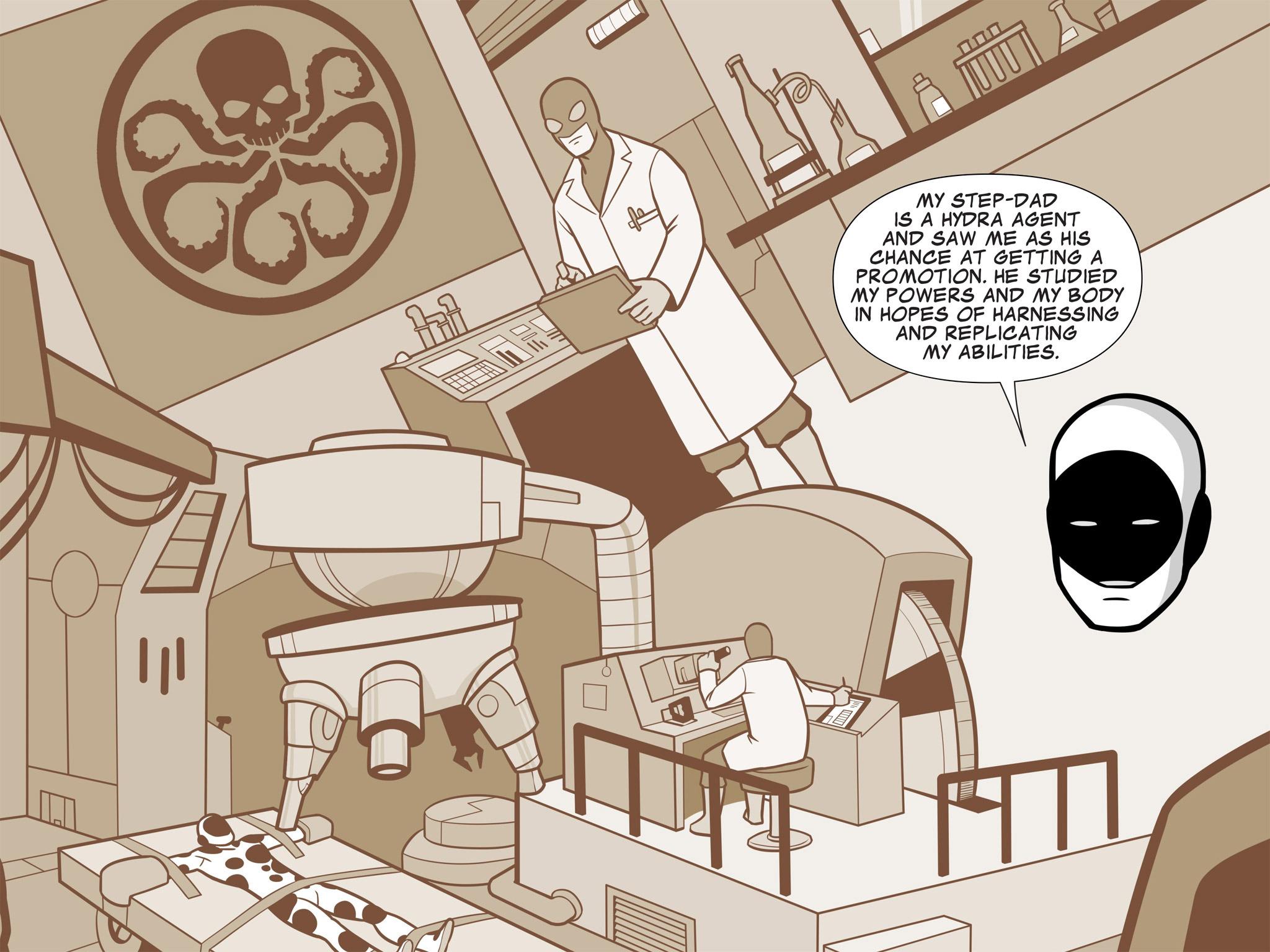 Read online Ultimate Spider-Man (Infinite Comics) (2015) comic -  Issue #11 - 23