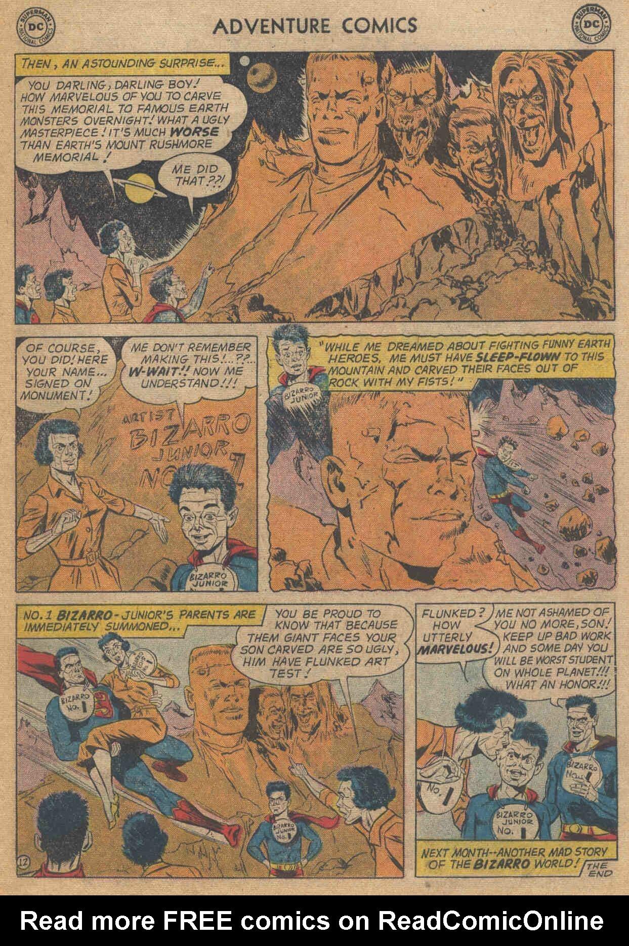 Read online Adventure Comics (1938) comic -  Issue #285 - 32