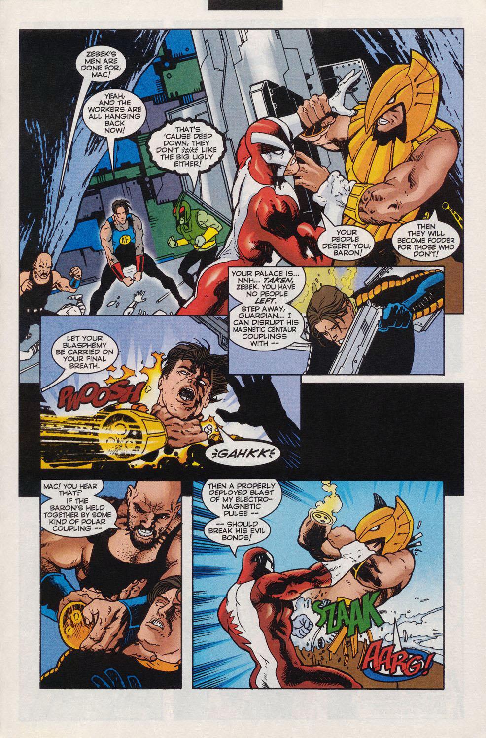Read online Alpha Flight (1997) comic -  Issue #11 - 19