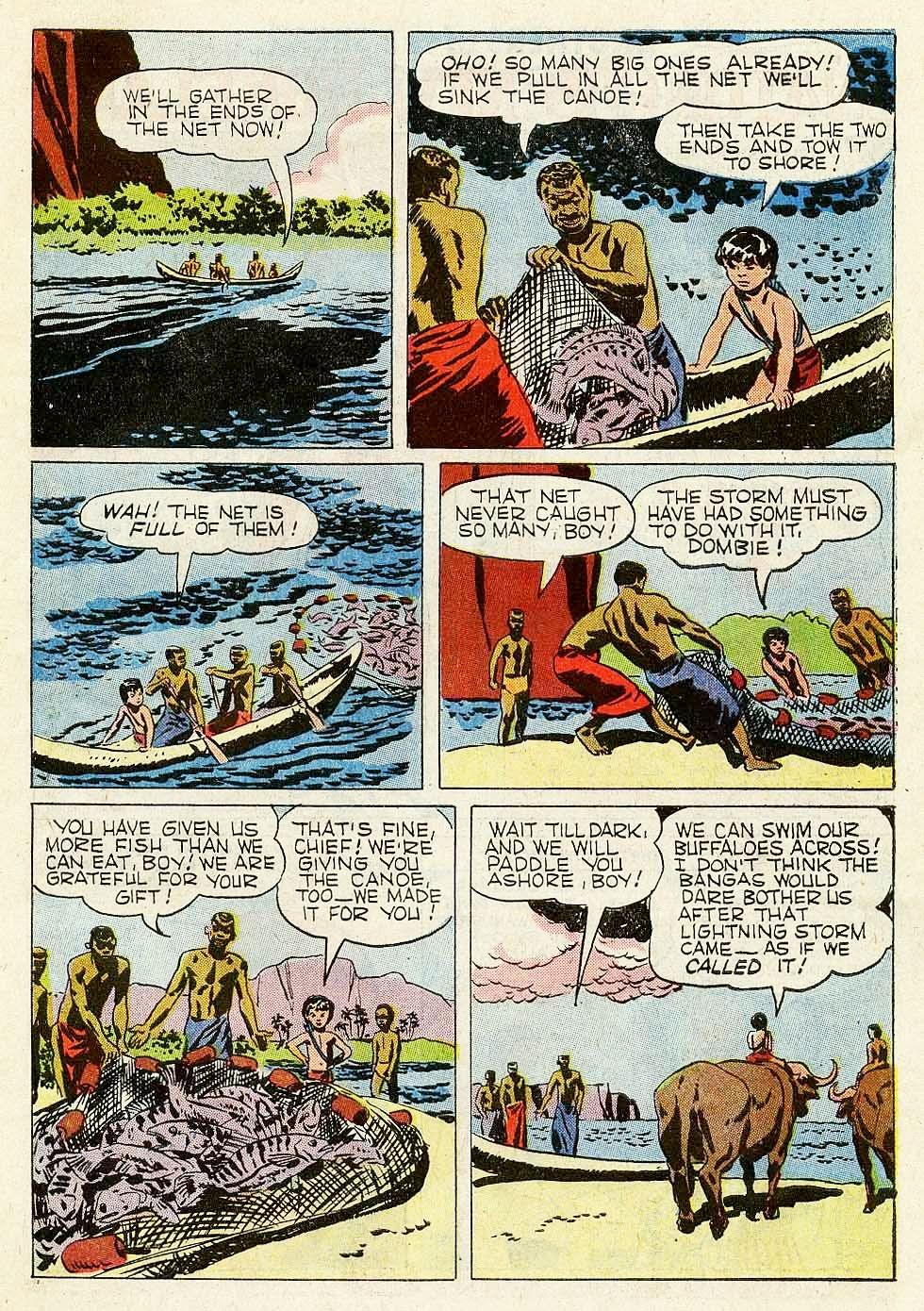 Tarzan (1948) issue 122 - Page 27