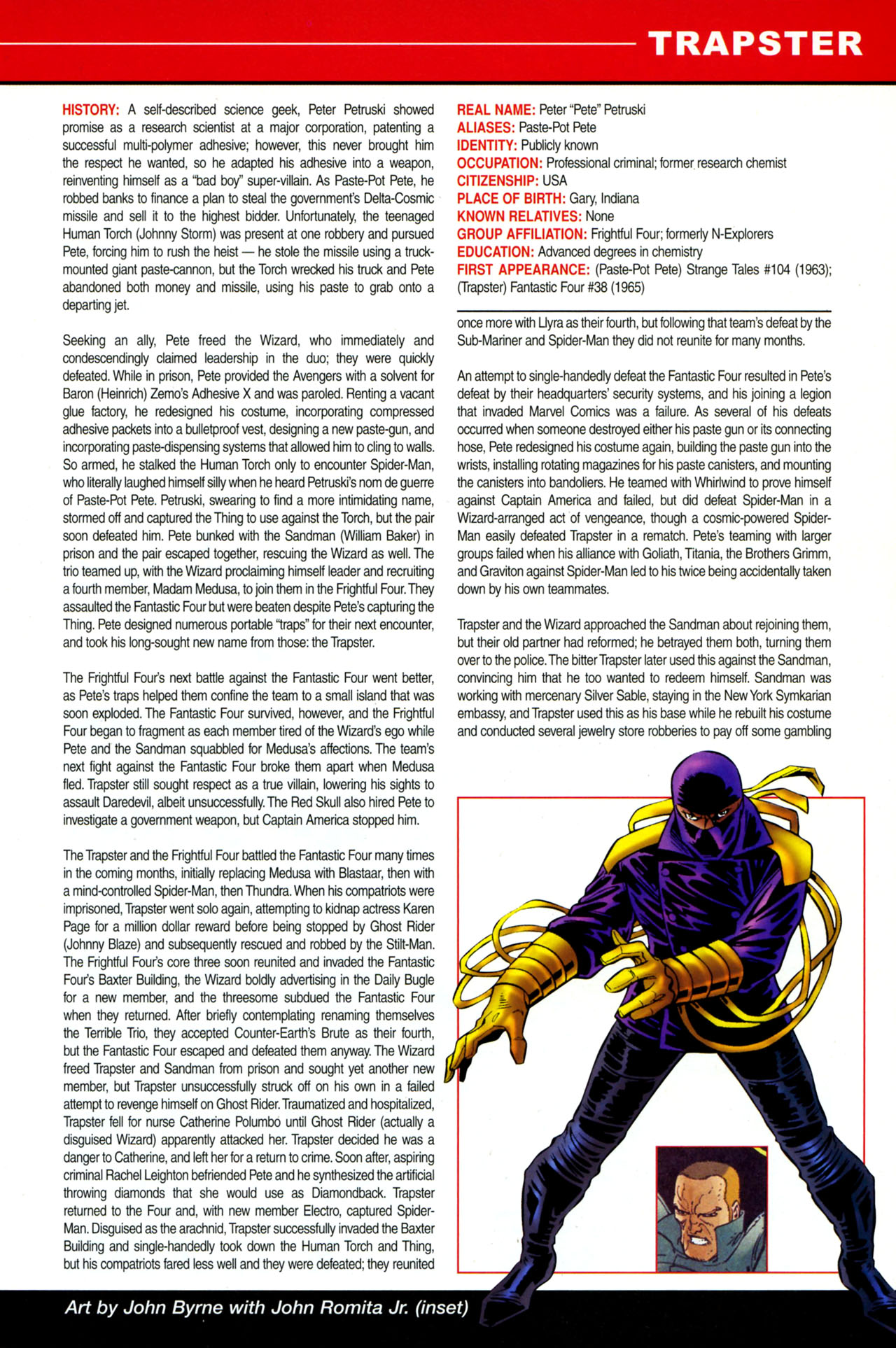 Read online All-New Official Handbook of the Marvel Universe A to Z: Update comic -  Issue #4 - 55