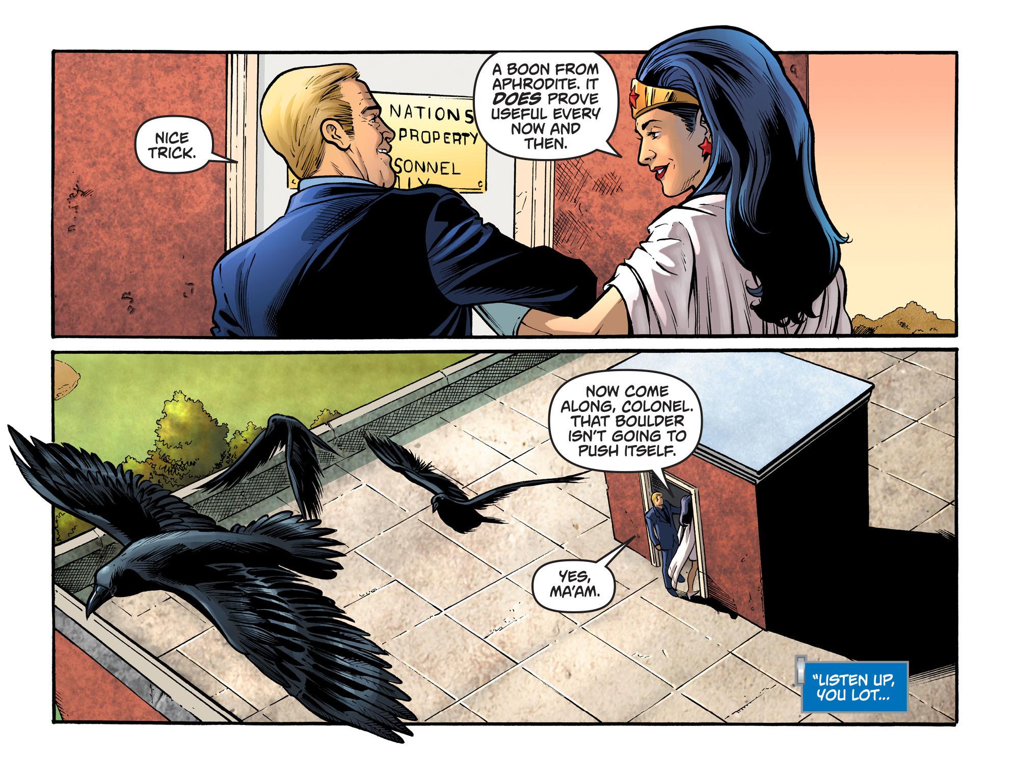 Read online Sensation Comics Featuring Wonder Woman comic -  Issue #33 - 16
