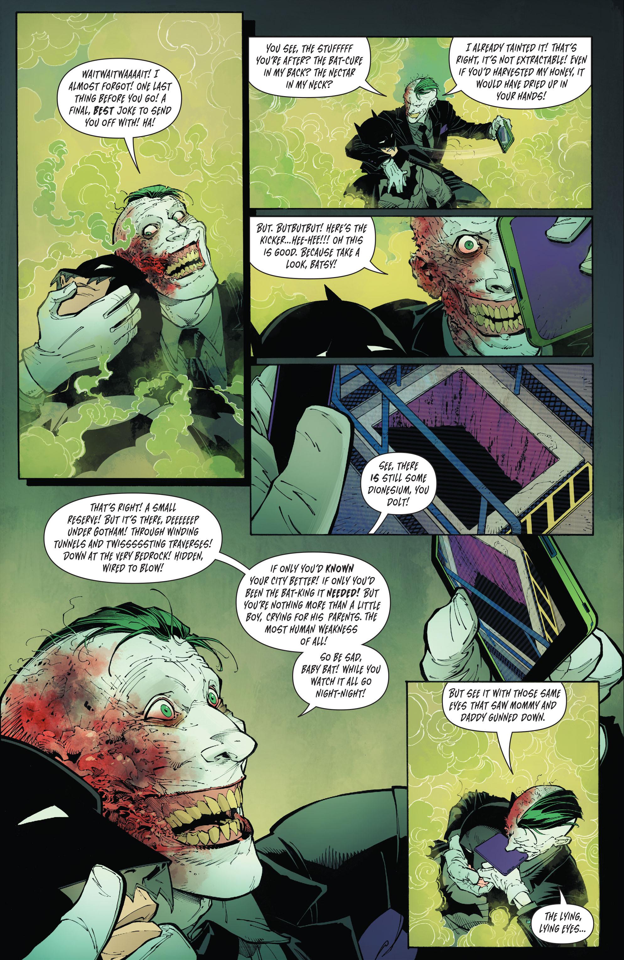 Read online Batman (2011) comic -  Issue # _TPB 7 - 130