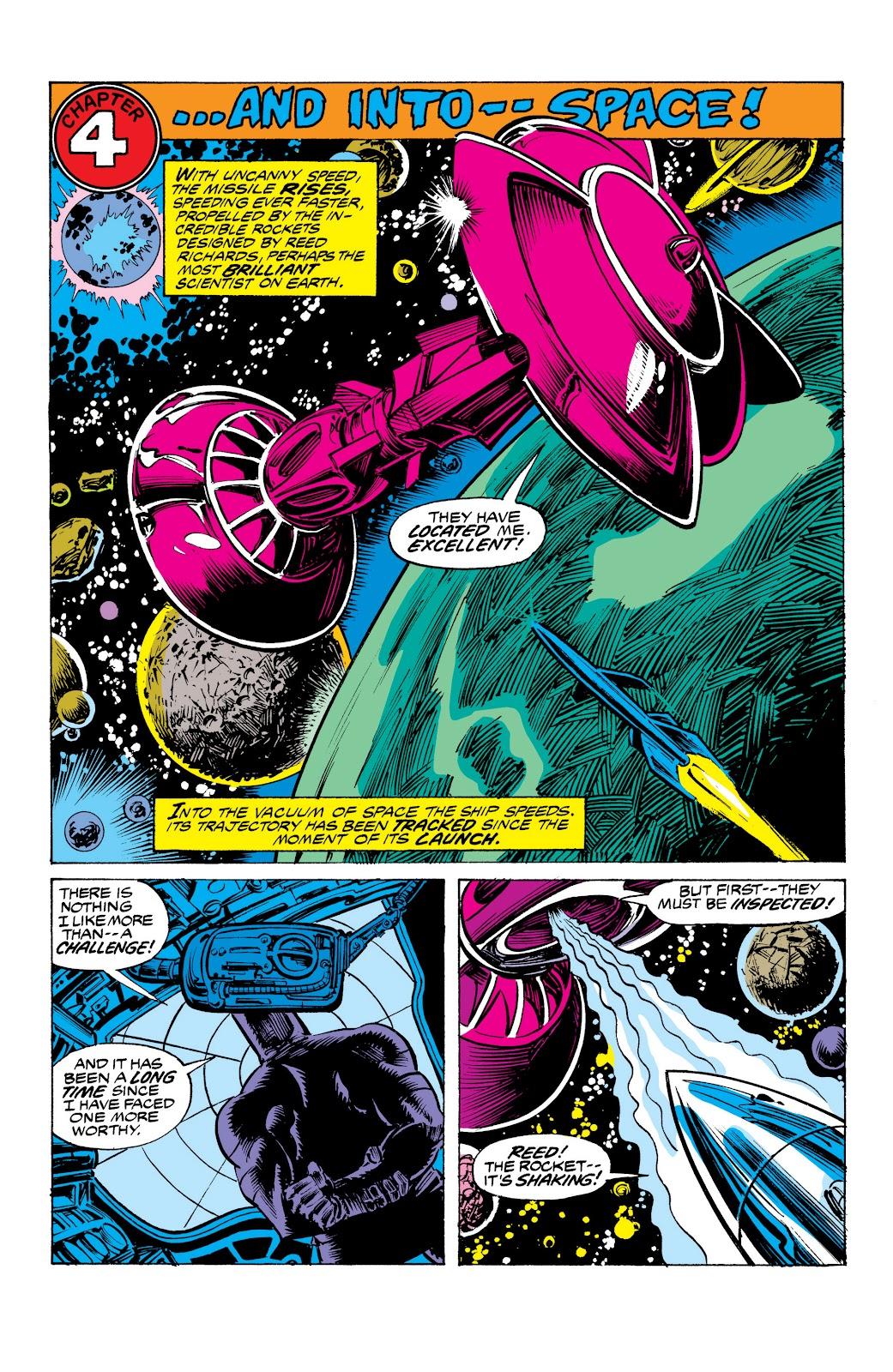 Read online Marvel Masterworks: The Inhumans comic -  Issue # TPB 2 (Part 3) - 67
