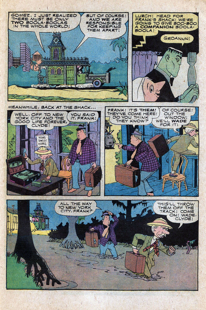 Read online Addams Family comic -  Issue #1 - 22