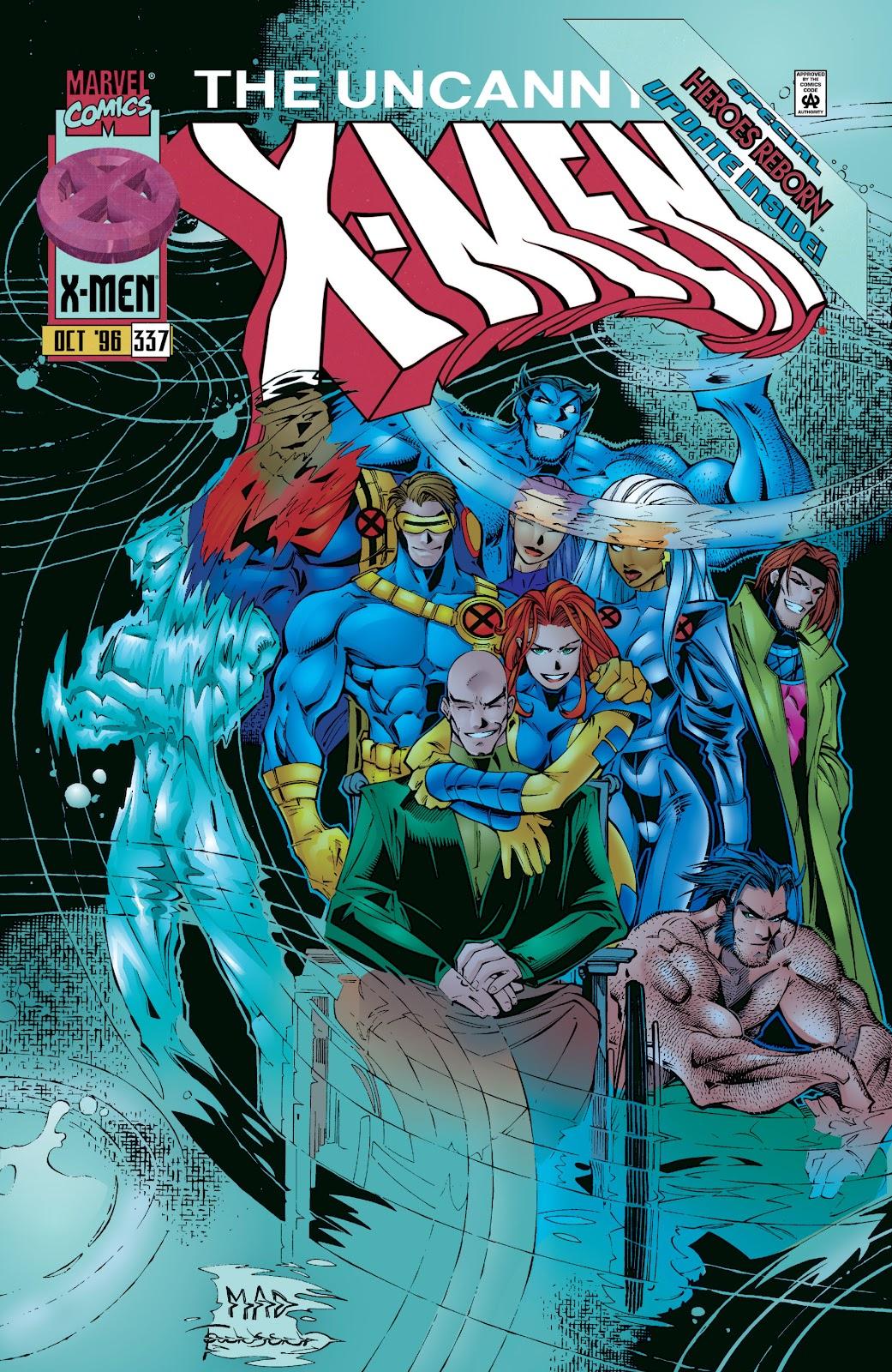 Uncanny X-Men (1963) issue 337 - Page 1