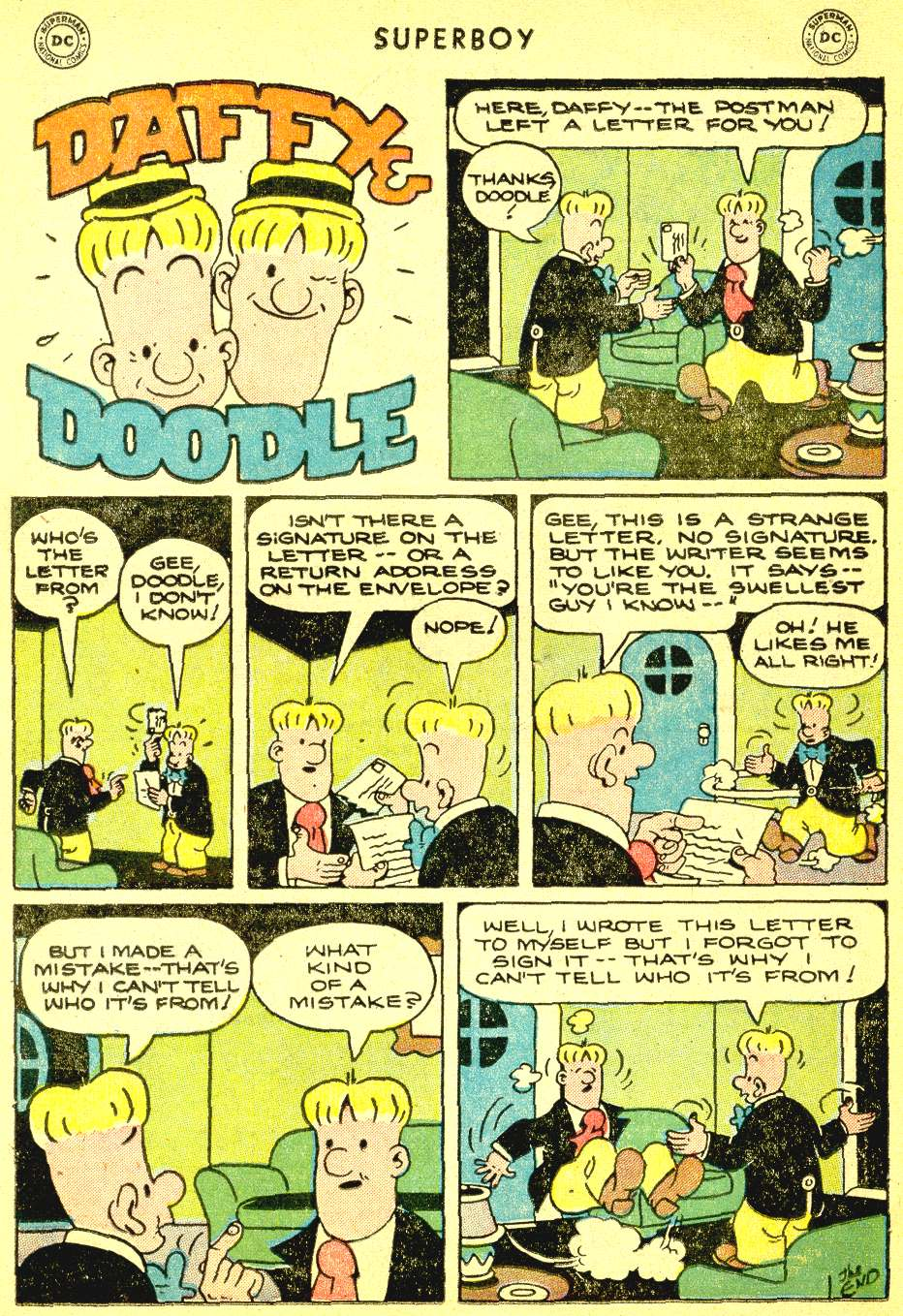 Superboy (1949) issue 41 - Page 11