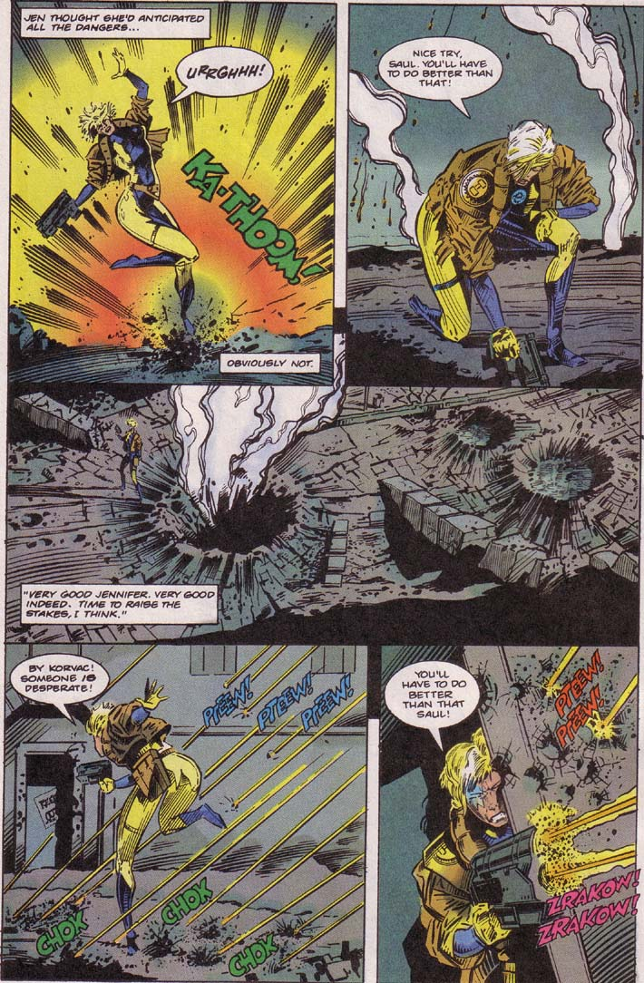 Read online Cyberspace 3000 comic -  Issue #4 - 3