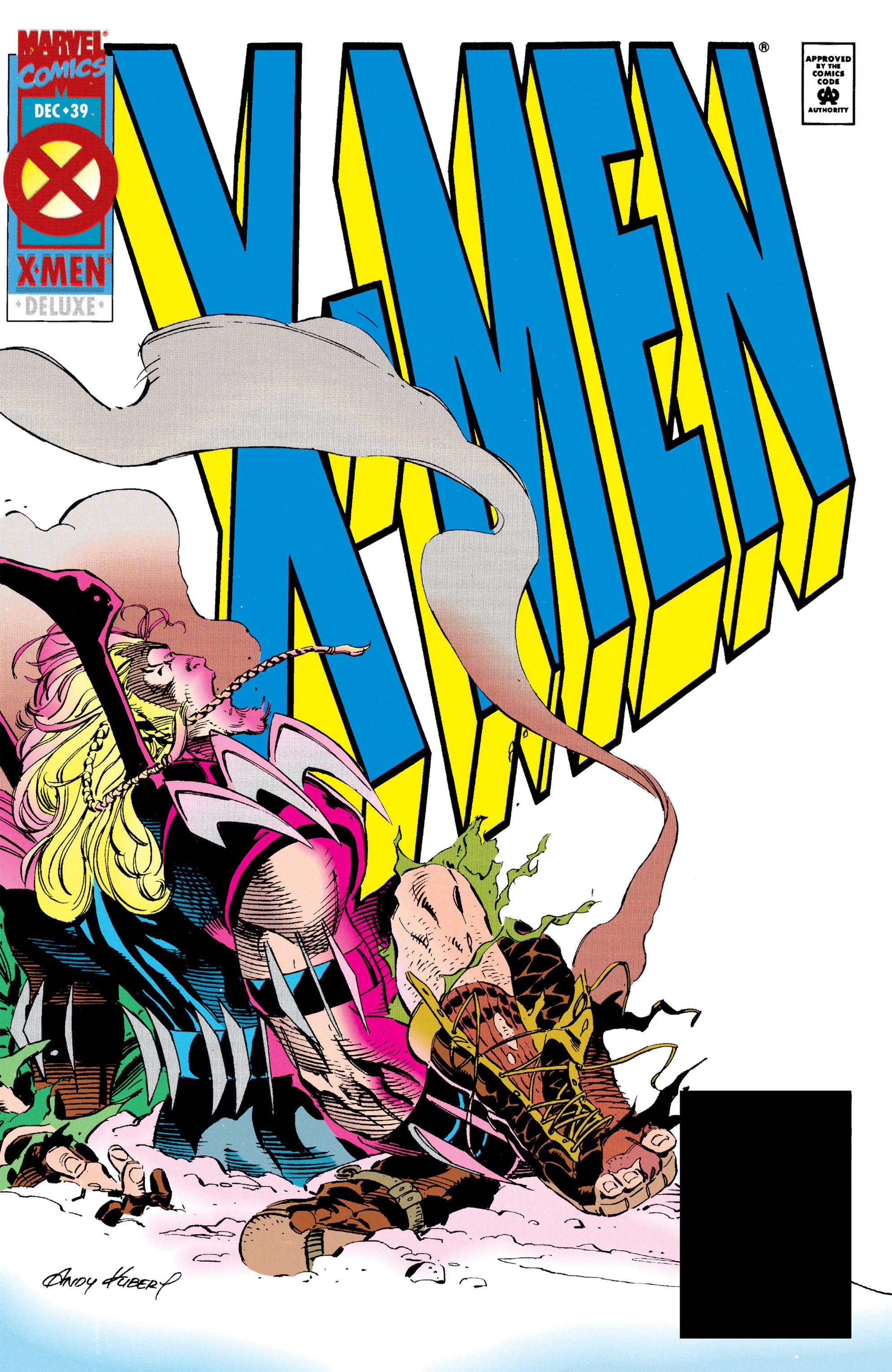 X-Men (1991) 39 Page 0
