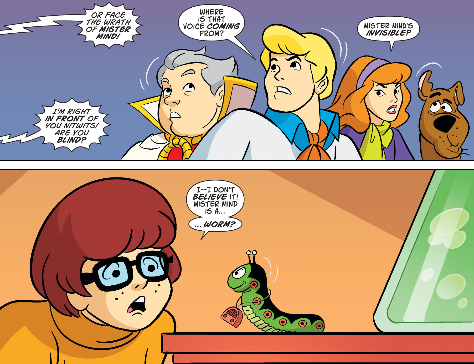 Read online Scooby-Doo! Team-Up comic -  Issue #31 - 21