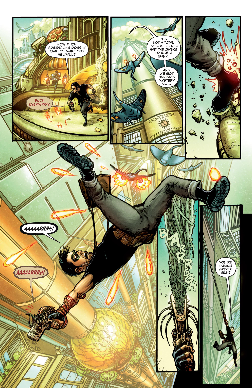 Read online Ballistic (2013) comic -  Issue #1 - 25
