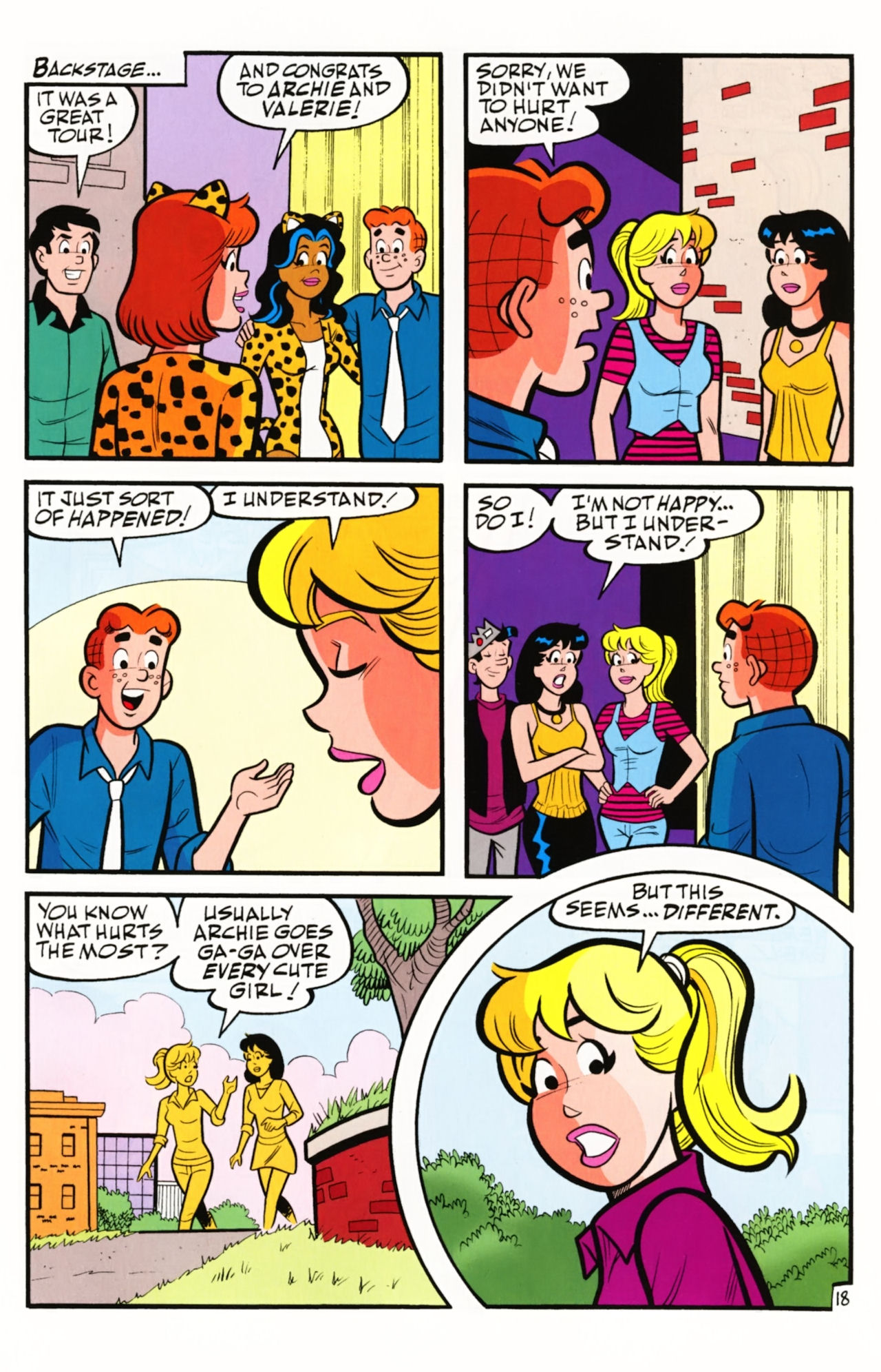 Read online Archie (1960) comic -  Issue #609 - 27