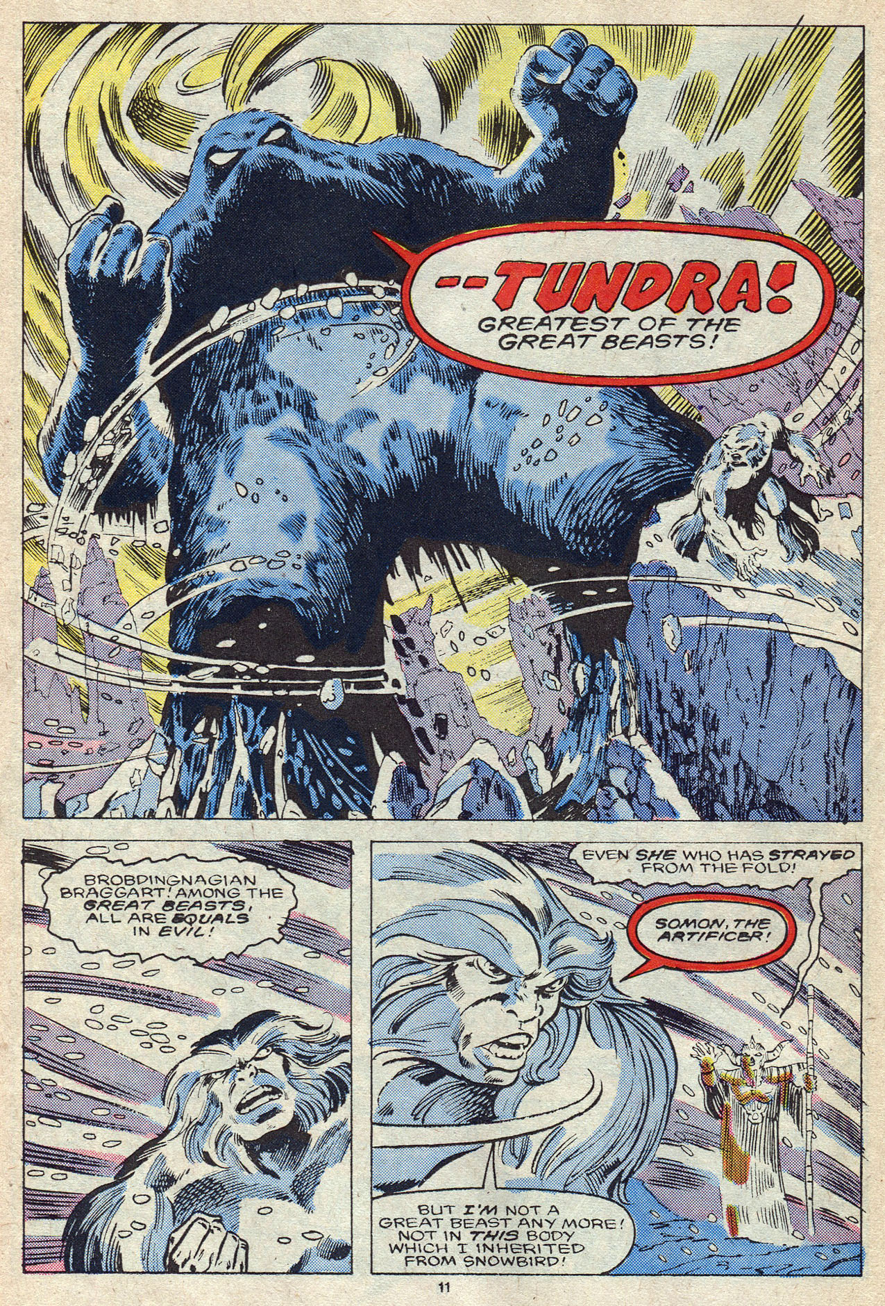 Read online Alpha Flight (1983) comic -  Issue #55 - 16