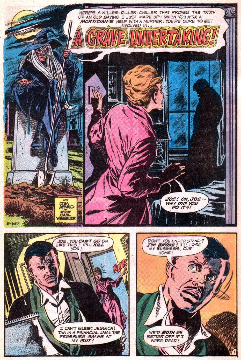 The Witching Hour (1969) issue 25 - Page 4
