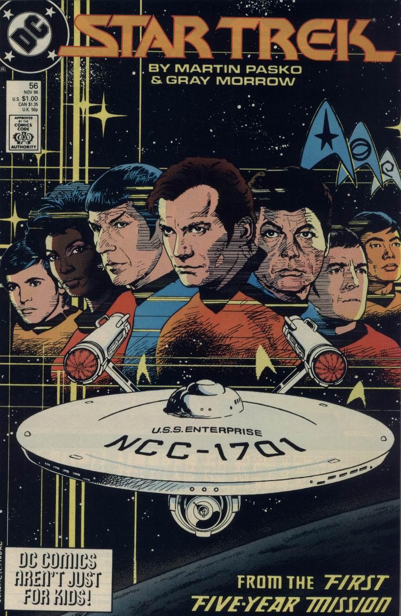 Star Trek (1984) #56 #59 - English 1