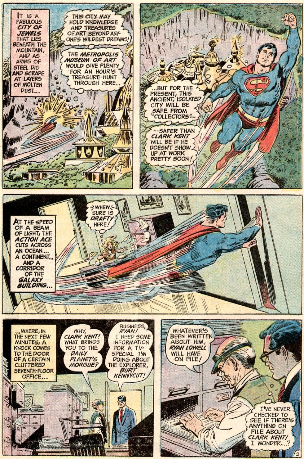 Read online Action Comics (1938) comic -  Issue #429 - 4