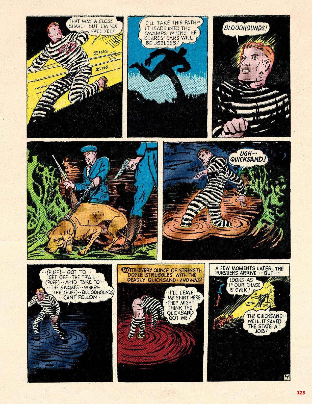 Read online Super Weird Heroes comic -  Issue # TPB 2 (Part 3) - 123