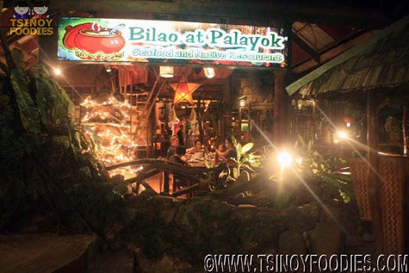 bilao at palayok seafood and native restaurant