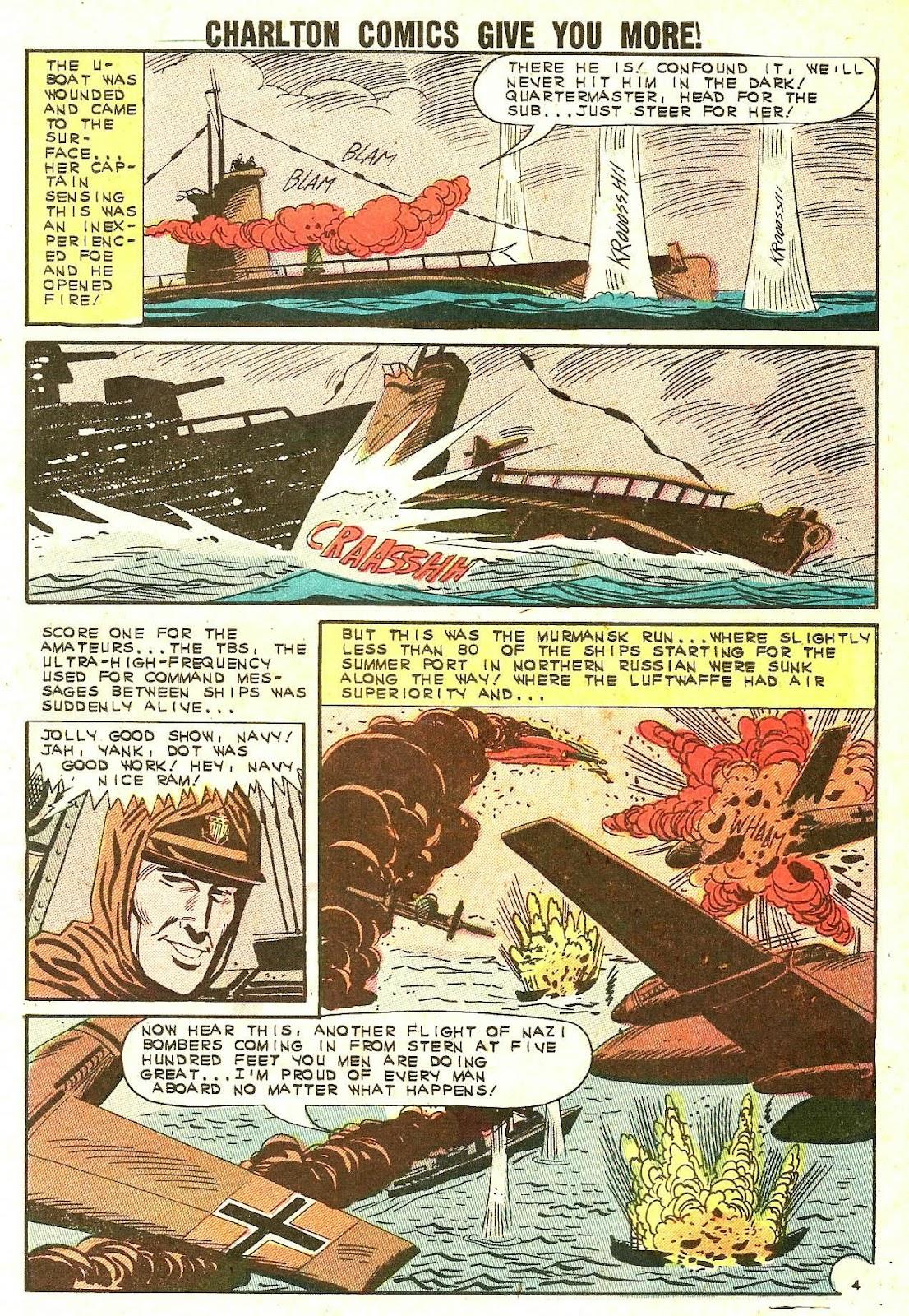 Read online Fightin' Navy comic -  Issue #110 - 7