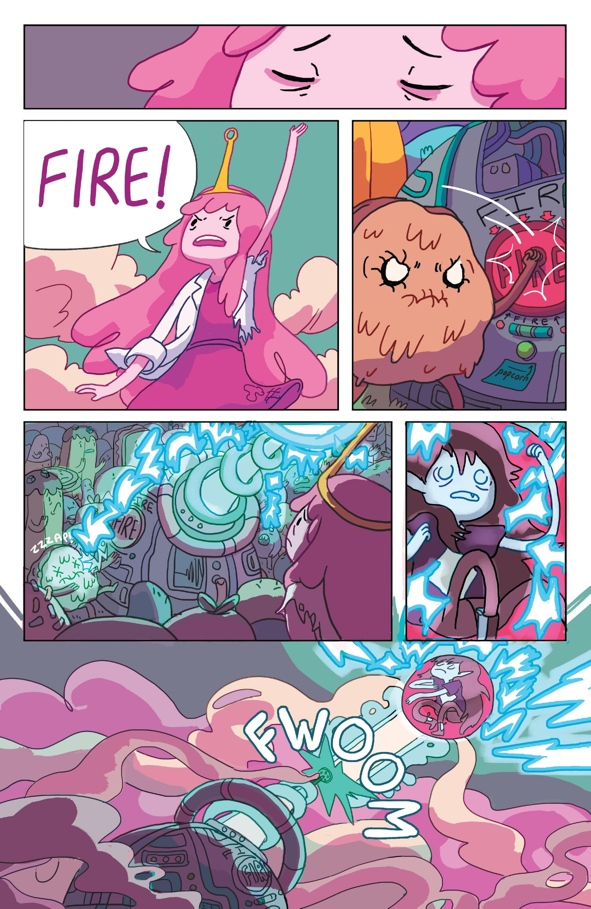 Read online Adventure Time: Marceline Gone Adrift comic -  Issue #1 - 19