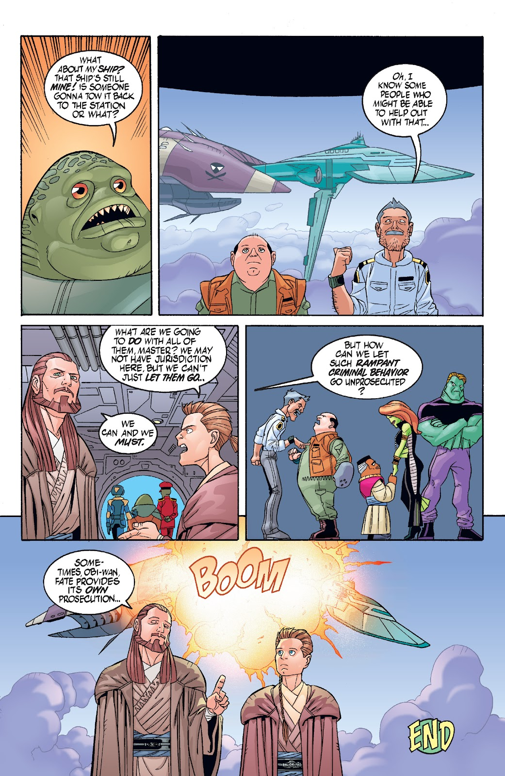 Read online Star Wars Legends: Rise of the Sith - Epic Collection comic -  Issue # TPB 1 (Part 3) - 70